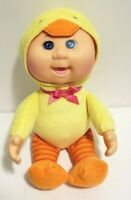 """Cabbage Patch Kids Cuties Collection Daphne The Ducky Baby Doll EUC 10"""""""