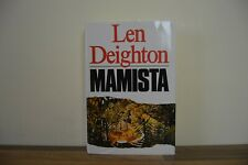 Mamista - Len Deighton - Hardback 1991 - First Edition (H5)