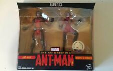 Marvel Legends Toys R Us Exclusive 2 Pack Ant Man and Stinger unmarked barcode