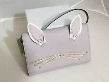 NWT Kate Spade Bunny Rabbit Winni Hop Leathers Crossbody Bag