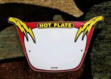 Old Vintage BMX Hot Plate JMC hutch SE Racing freestyle rare number
