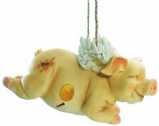 Spoontiques Flying Pig Birdhouse