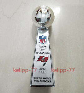 Tampa Bay Buccaneers Super Bowl Champions VINCE LOMBARDI Trophy 24cm Fans Gift