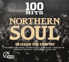 Various - 100 Hits - Northern Soul BRAND NEW 5CD