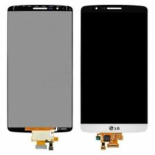 US LG G3 D850 D851 D855 VS985 LS990 LCD Digitizer+Touch Screen Assembly White
