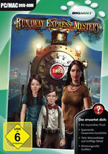 Runaway Express Mystery - The Ghost Train PC NEW + OVP