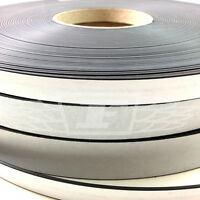 12.7mm, 1m POLARITY A & 1m POLARITY B SELF ADHESIVE MAGNETIC TAPE STRIP MAGNET