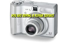 CANON A540 / A550 or A560 REPAIR SERVICE for your Digital Camera-60 Day Warranty