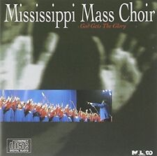 Mississippi Mass Choir - God Gets The Glory - New Factory Sealed CD