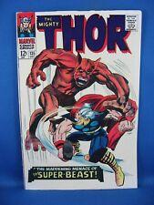 Thor #135 (Dec 1966, Marvel) F Vf