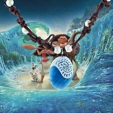 Moana Disney Movie Cosplay Necklace Jewelry Toys Kids Princess Magical Seashell