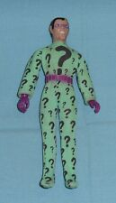 "vintage Mego WORLD'S GREATEST SUPER-HEROES WGSH 8"" THE RIDDLER with belt"