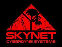 SCIENCE FICTION T-SHIRT Sci Fi Movie SKYNET Terminator Robot COMICON T-SHIRT Tee