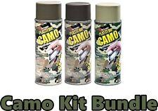 Performix Plasti Dip Camo Kit Combo Green Brown Tan Spray Aerosol Cans Wheel