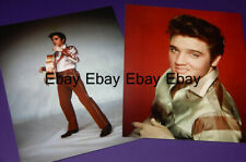 2x-Elvis Presley quality glossy 8x10 Photos~Loving You~Jailhouse Rock movie
