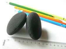 2 Coussinets de rechange en moussep. casque 70 mm  p.e. Philips et al.