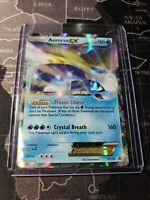 Pokemon EX Card Aurorus EX - Holo Foil Black Star Promo - XY102 - Pokemon NM/M