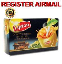 Lipton Quality Mellow OOLONG Milk Tea Instant Taiwan Style 10 pack/stick-1 box