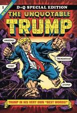 UNQUOTABLE TRUMP GRAPHIC NOVEL Drawn & Quarterly Comics GN