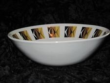 """Replacement China Cereal Bowl Ridgway Potteries Retro """"RAVENNA"""" 1960s"""