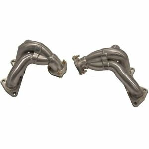 Porsche 911 996 & 997 Turbo 42MM Bigger Bore Sports Exhaust Headers (Manifolds)