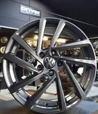 KIT 4 CERCHI IN LEGA AUDI VW SETA SKODA DA 17 OMOLOGATI NAD GMP ITALIA WONDER