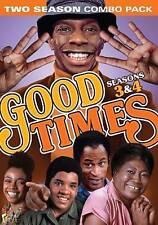 Good Times: Third Fourth Seasons 3 & 4 Three Four (DVD, 2014, 4-Disc Set) - NEW!