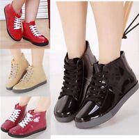 Women Rain Boots Rubber Short Waterproof Casual Ankle Shoes Outdoor RainBoots