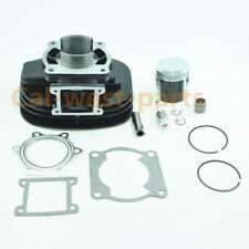 Cylinder Piston Gasket Top End Rebuild Kit for Yamaha Blaster 200 YFS200 88-06