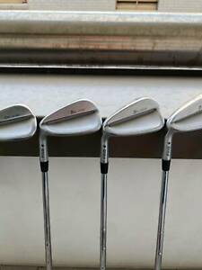 Ping iBlades LEFT Handed (4i-PW) Iron Set