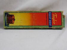 Taylor Instrument Co Rochester NY Roast Meat Pork Lamb Thermometer w/ Box Paper