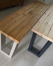 Handmade 4ftkitchen, Dining Wooden Bench