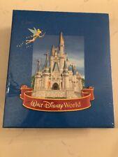 Walt Disney World Magic Kingdom Photo Album 40 magnetic pages