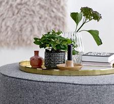 Blumentopf Pflanzentopf grau H8 Keramik Retro Nordic Skandinavisch Bloomingville