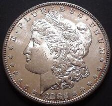 1882-S $1 Morgan Silver Dollar MS++++ Prooflike