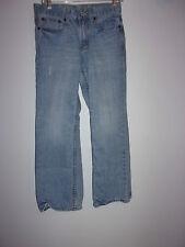 American Eagle Boot Cut Blue Jean  sz 28 X 28 Men  100% Cotton