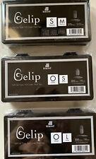 3 870pc Kokoist Japan Gelip Soft Soak Off Japanese Full Cover Gel x Tips $27.8/b