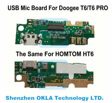 Plate Load Port USB Microphone Charging Board doogee T6/homtom HT6