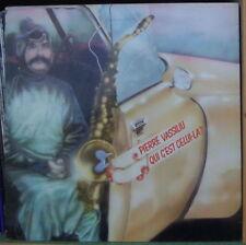 PIERRE VASSILIU QUI C'EST CELUI LA FRENCH LP BARCLAY 1974