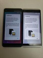 LOT OF TWO! LG V20 - H910 - 64GB - TITAN/SILVER (Unlocked) Smartphone
