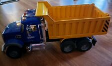 Bruder MACK Granite Dump Truck Construction Vehicle 02815 awesome