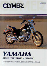 CLYMER Repair Manual for Yamaha XV535 XV700 XV750 XV920 XV1000 XV1100 Virago