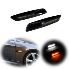 Switchback Led Side Marker Lights For BMW 1 , 3 , 5 series X3, X5 F10 Style