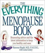 The Everything Menopause Book (Everything (Health)), Gentry, Lorna 1580627412