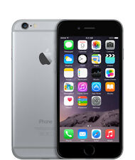 Apple iPhone 6 A1586 16gb Mobile Phone Smartphone Camera Space Grey Locked to EE