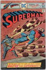 SUPERMAN VOL 1 #291 (DC 1975) FN- FIRST PRINT BAGGED