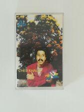 Cheb Khaled Cassette Vintage