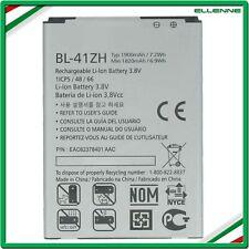 ✅ BATTERIA PER LG BL-41ZH L50 LEON JOY K5 DUAL LTE D290N 1900MAH RICAMBIO ✅