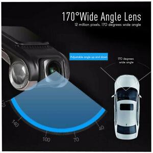 Hidden Car Dash Cam DVR 5G HD Wide-angle Lens ADAS Intelligent Assistant System