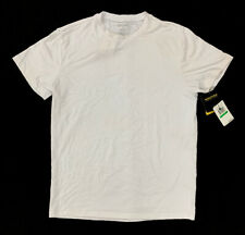 NWT NAUTICA COMPETITION Poly Spandex White Max Impact Underwear Shirt Large